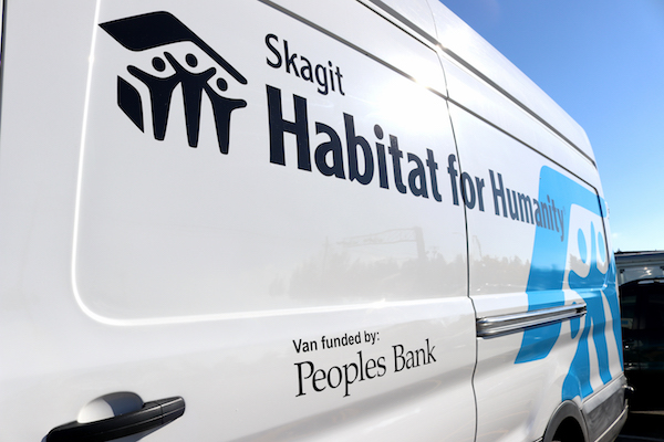 Revealing Habitat for Humanity's True Colors - Meyer Sign